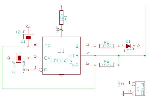 FakeCarAlarm Schematics fake car alarm circuit 555 tutorial lirtex technology on the car alarm circuit diagram at aneh.co